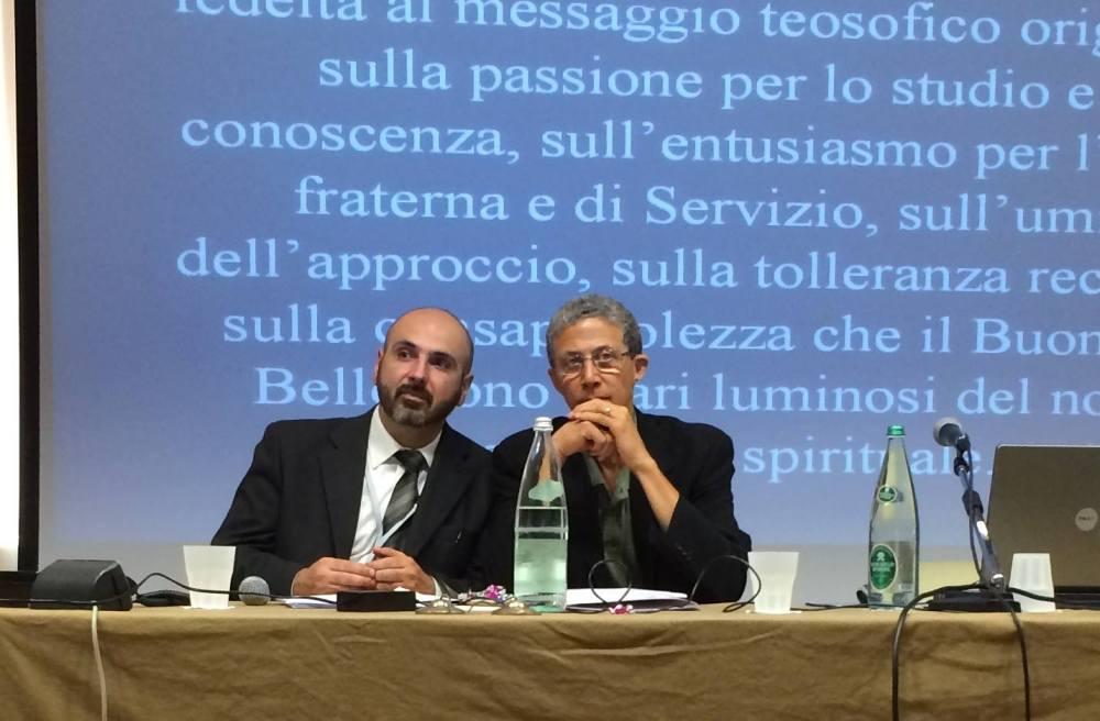 Video della Conferenza del presidente internazionale della Società Teosofica, Tim Boyd, durante in 100' congresso Italiano a Vicenza, sabato 7/6/2014 (2/6)