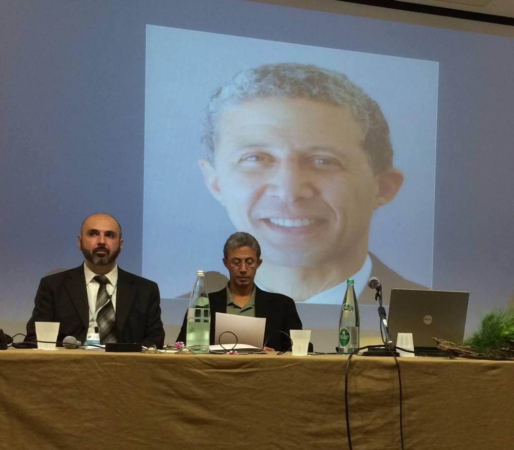 Video della Conferenza del presidente internazionale della Società Teosofica, Tim Boyd, durante in 100' congresso Italiano a Vicenza, sabato 7/6/2014 (3/6)